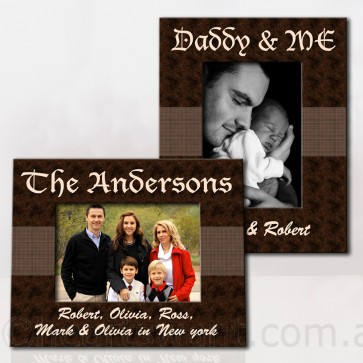 Expressions Personalised Photo Frame