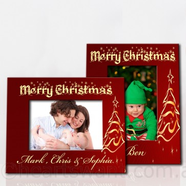 Christmas Personalised Photo Frame